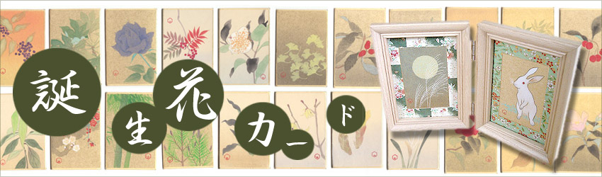 和花の誕生花カード365+1